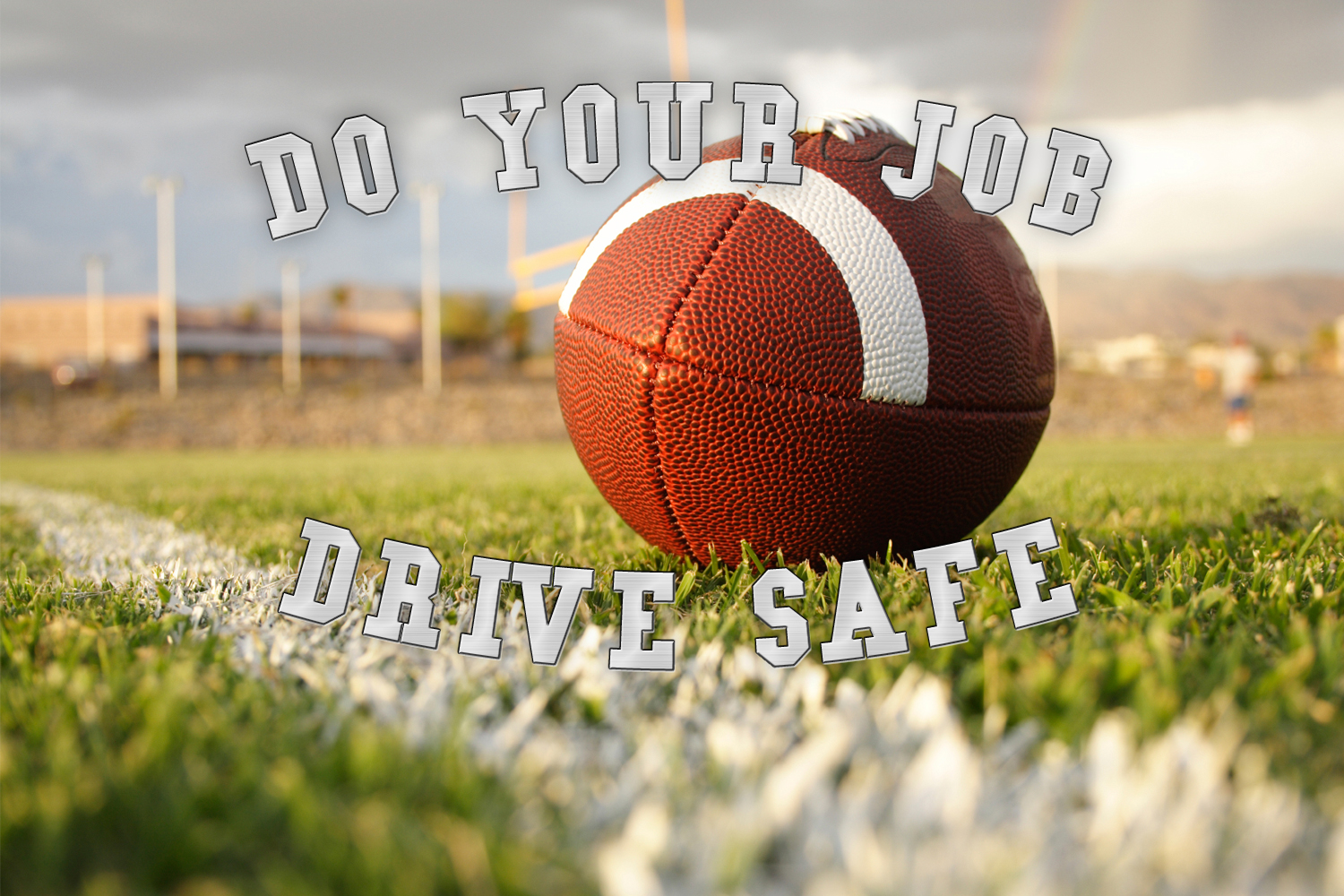 Super Bowl Driving Safety Tips