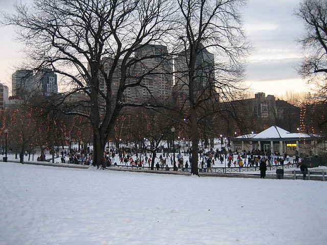 Boston Frong Pond by John1710 on Flickr