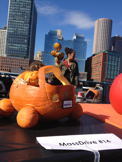 Fort Point Pumpkin Pageant
